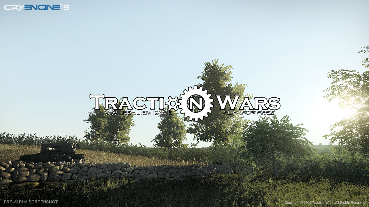 Traction Wars in-game screenshot CryEngine 3